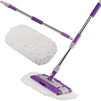 Amazon Com Professional Microfiber Floor Mop Hardwood