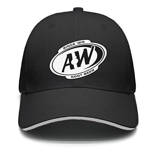(ftuyuy erett Unisex A&W-Root-Beer-Since-1919- Vintage Cap Trucker Hat)