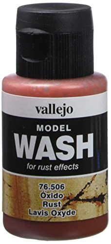 (Vallejo Rust Wash, 35ml)
