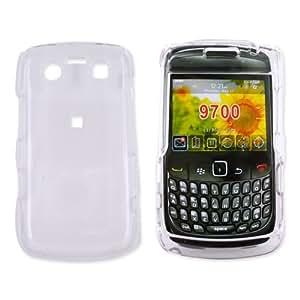 For Blackberry Bold 2 9700 Hard Case Transparent Clear