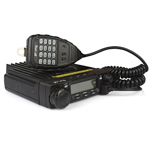 Baofeng BF-9500 UHF 400-470MHz 200CH CTCSS/DCS/DTMF Transceiver, 50W/25W/10W Car Mobile Vehicle Radio primary