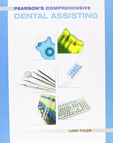 Pearson's Comprehensive Dental Assisting with Student Workbook by Brand: Prentice Hall