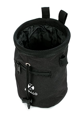 Zivalo Chalk Bag with Drawstring Closure