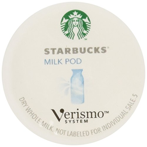 Verismo Starbucks Milk VerismoTM Pods product image