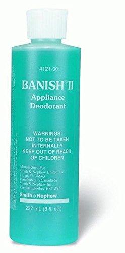 Smith & Nephew Banish Ostomy Appliance Deodorant - 412100CS - 6 Each / Case
