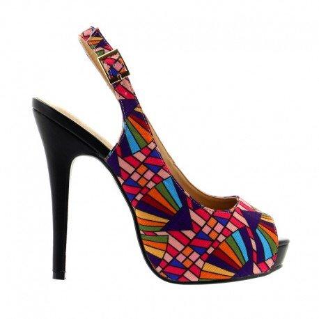 Intrepides Shoes - Mini Lola Crazy - 40