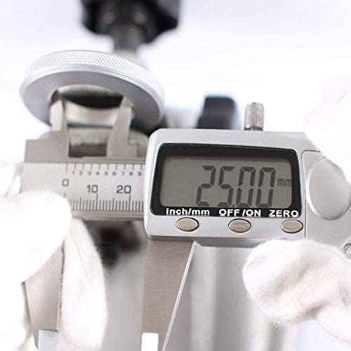 YASE-king Digital Caliper Measuring Tool Digital Caliper, Durable Stainless Steel Electronic Measuring Tool 6 Inch/150mm with Large LCD Vernier Caliper