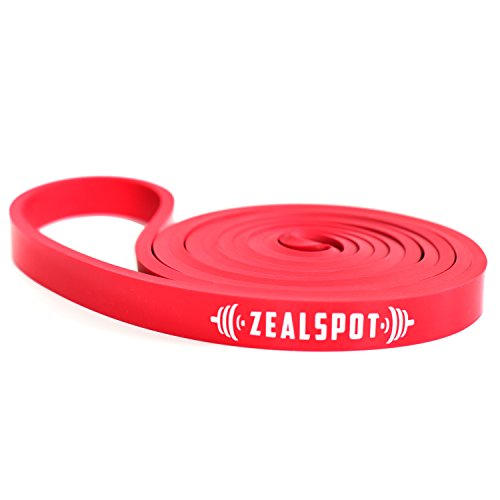Zealspot Pull Up Assist Band-Heavy Duty Resista...
