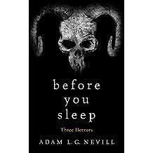 Before You Sleep: Three Horrors