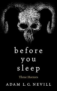 Before You Sleep by Adam Nevill ebook deal