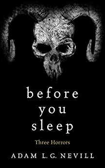 Before You Sleep Three Horrors ebook