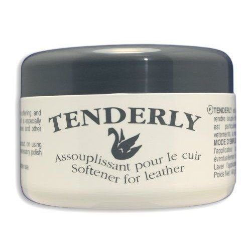 (Tenderly by URAD Delicate Leather Softener Conditioner w/Applicator 5 oz - Neutral)