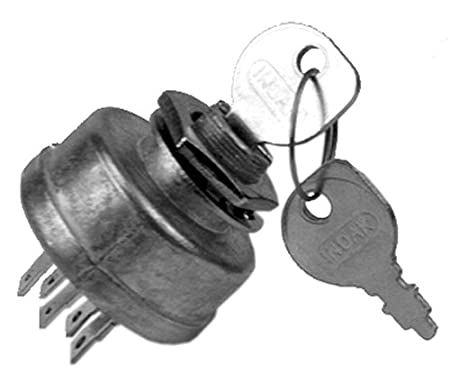 41UHVAeIUtL._SX450_ maxpower 9623 lawn tractor ignition switch that replaces craftsman pat no 3497644 wiring diagram at cita.asia