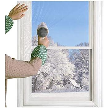 Duck Brand Indoor 5 Window Shrink Film Insulator Kit 62