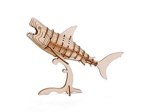Shark 3D Wooden Puzzle