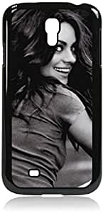 mila kunis bicycle - Hard Black Plastic Snap - On Case --Samsung? GALAXY S3 I9300 - Samsung Galaxy S III - Great Quality!