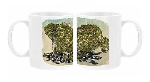 Photo Mug of Oil spills and wildlife