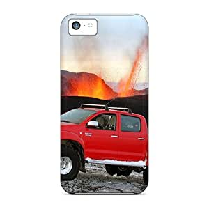 Iphone 5c Cases Covers - Slim Fit Protector Shock Absorbent Cases (toyota Hilux)