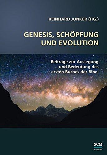 Genesis, Schöpfung und Evolution.: Exegetische, hermeneutische und systematisch-theologische Studien