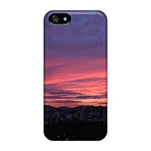 High Quality Mwaerke Cielo Badalona Skin Case Cover Specially Designed For Iphone - 5/5s