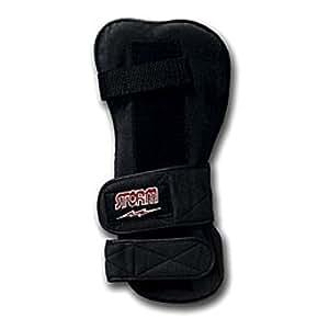 Storm Xtra-Roll Right Hand Wrist Support, Black, Medium