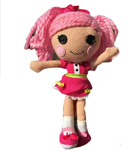 Plush Loopsy 12 in Plush Doll from Chunks of Charm (Light Pink) -
