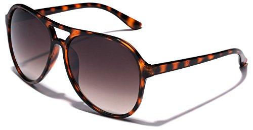 Retro Vintage Unisex Fashion Aviator - Retro Ski Sunglasses