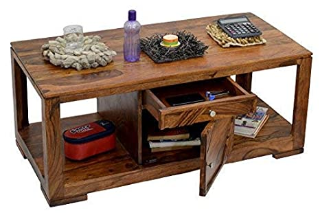 Coffee Table With Storage India 5