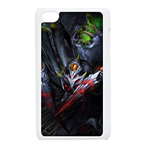 iPod Touch 4 Case White Defense Of The Ancients Dota 2 BROODMOTHER 006 KWL0548989