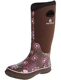 Women's Barnyard Prints Rain Shoe
