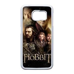 Samsung Galaxy S6 Edge Cell Phone Case White The Hobbit LH4899976