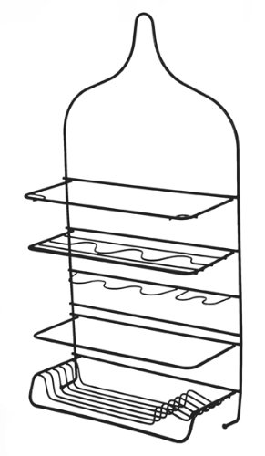 Grayline 461749, Extra Large Shower Caddy, Oil Rubbed Bronze