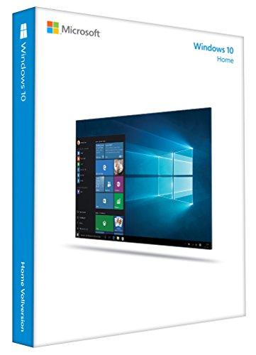 Windows 10 Home 32/64 Bit USB Flash Drive