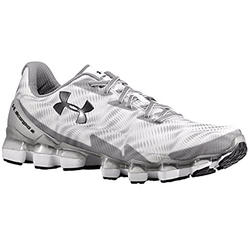 big sale b06a9 c6b80 Under Armour Men's UA Scorpio 2 Running Shoes White 60%OFF ...