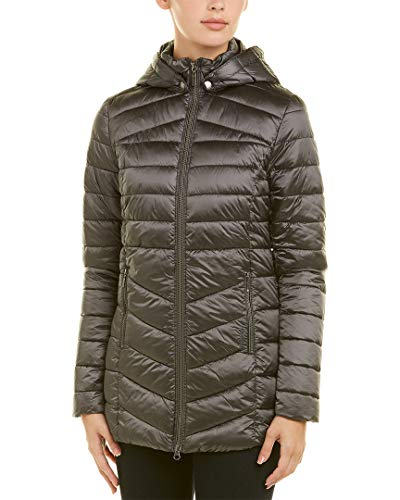 Barbour Womens Ailith Quilted Jacket, 14, Grey