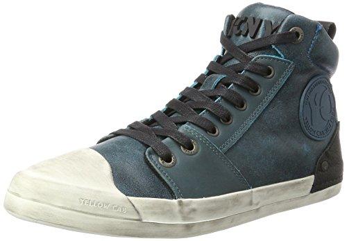 Yellow Cab Grind M, Sneaker a Collo Alto Uomo Blau (Blue)