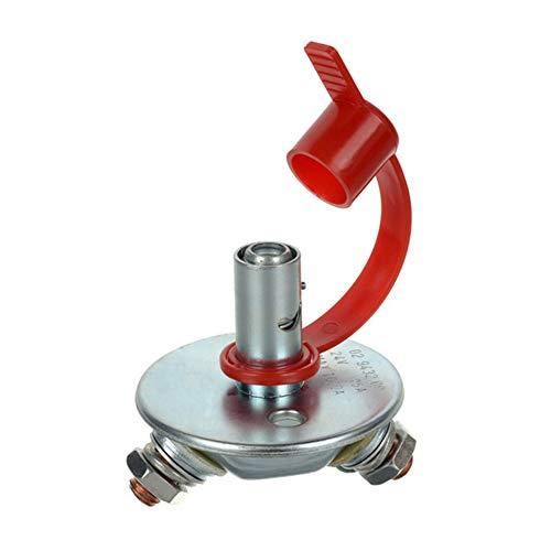 desconectar Apagar Barco Yeshai3369 Interruptor de desconexi/ón Maestra de bater/ía cami/ón Interruptor para Coche 200 A aislador de bater/ía Apagar