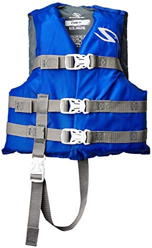 """Details about  /HOBIE CAT Life Jacket By STEARNS Youth 26-29"""" Chest 50-90lbs Weight"""