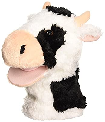 Aurora World Cow Puppet,10-Inch by Aurora World, Inc.