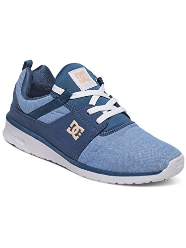 DC Se Shoes Blu Donna Basse Heathrow scuro E4rqdE
