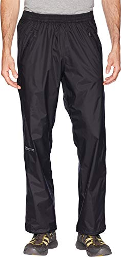Marmot PreCip Full Zip Pant - Men's Black Large Large