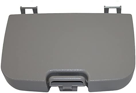Amazon Com Overhead Console Sunglasses Holder Box Gray Storage Bin Replacement For 02 07 Ford Super Duty Pickup Truck W Out Sunroof 2c3z7811586bab Automotive