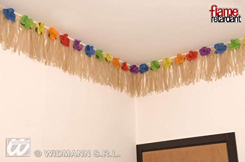 Amscan Luau Party Deck Fringe, 12
