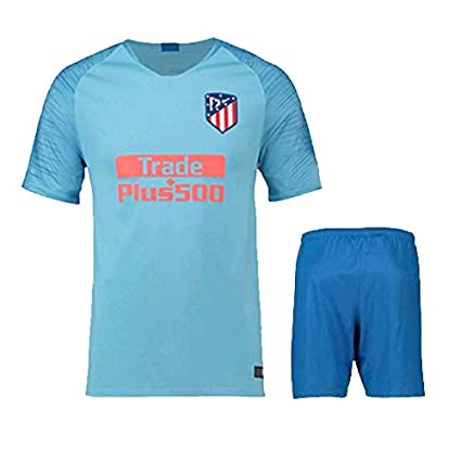 2213210d5ab Zoungh Personalised Custom t Shirt Football Kits for Kids Youth Adult Boys,Club  Team (Home and Away) Customized 2018-2019 Personalised Any Name and Number