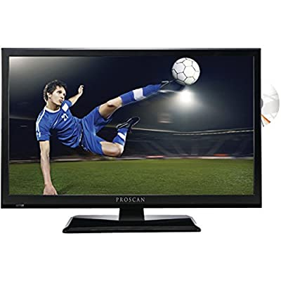 Proscan PLEDV2488A 24-Inch 720p 60Hz LED TV-DVD Combo (Certified Refurbished)