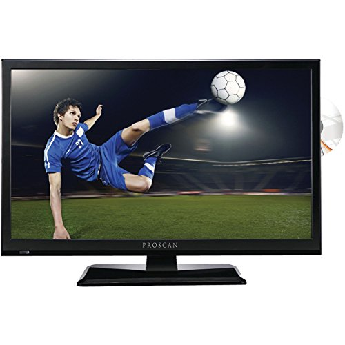 Proscan PLEDV2488A 24-Inch 720p 60Hz LED TV-DVD Combo (Certified Refurbished) (Proscan Led Tv Dvd Combo)