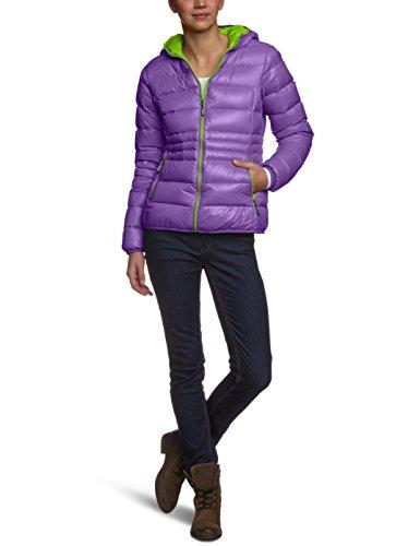F.lli Campangolo Women's Down Jacket purple - Violet - Lavanda-Cedro
