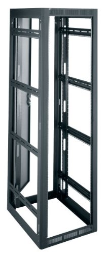 WRK Series Gangable Rack Enclosure Rack Spaces: 40U Spaces, Depth: 32.5