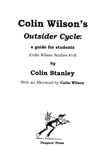 Colin Wilson The Outsider Ebook