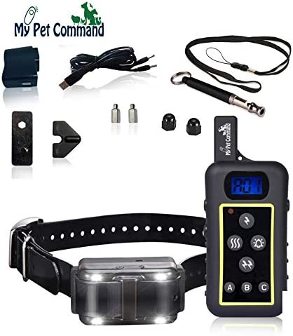 My Pet Command Waterproof Rechargeable